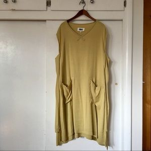 MM6 Maison Margiela oversized dress